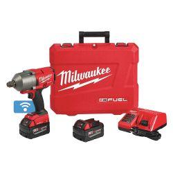 "MILWAUKEE 2864-22, IMPACT WRENCH KIT 3/4"" - M18 FRICTION RING XC5.0 BATT 2864-22"