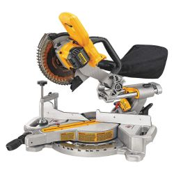"DEWALT DCS361B, SLIDING MITER SAW 7-1/4"" - 20V MAX TOOL ONLY DCS361B"