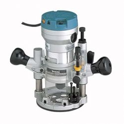 MAKITA RP1101, 2-1/4 HP PLUNGE ROUTER RP1101