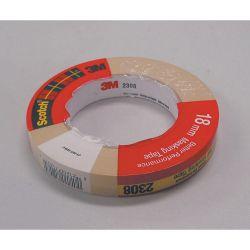 3M SCOTCH 2308-18MMX55M, TAPE-MASKING - 18 MM X 55 M ( 3/4) 2308-18MMX55M