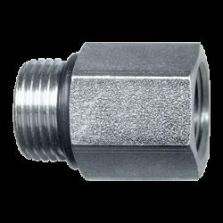 FAIRVIEW S3620-10D, CONNECTOR - STEEL - 7/8 14 ORBX1/2FPT #720FSO10-8 S3620-10D