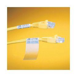 "BRADY XSL-103-427, IDXPERT LABEL-SELFLAM WT - 1"" X 1.25"" X .5"" 250/RL - XSL-103-427"