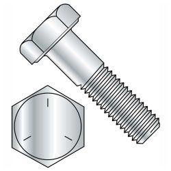 BRIGHTON-BEST 087014-PR, HEX CAP- PLATED (100/PKG) - 1/4-20 X 1-1/2 NC GR 5 087014-PR