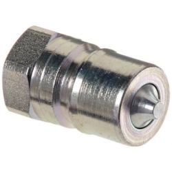 "DIXON H6F6, 3/4""-14 FEMALE PLUG - 1-5/16"" HEX H6F6"