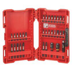 MILWAUKEE 48-32-4004, IMPACT DRIVER BIT SET 32PC 48-32-4004