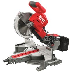 "MILWAUKEE 2734-20, MITER SAW-SLIDING COMPOUND 10"" - M18 FUEL DUAL BEVEL 2734-20"