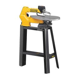 "DEWALT DW788BS, SCROLL SAW 20"" VARIABLE SPEED - 1.3 AMP W/LAMP AND STAND - DW788BS"