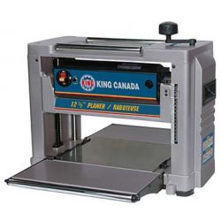 "KING TOOLS KC-426C, 12.5"" PORTABLE PLANER,15 AMP, - 110V,1PHASE,60HZ - KC-426C"