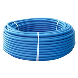 WFS APPROVED 747307100, VIPERT POTABLE TUBING HOT/COLD - BLUE 3/4 X 100' COIL PERT 747307100