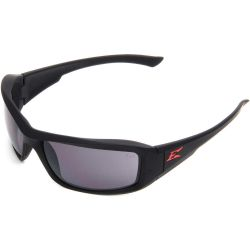 WOLF PEAK INTERNATIONAL EDGE EYEWEAR XB416S, GLASSES-SAFETY WOLF PEAK - SKULL FRAME BLACK-SMOKE LENS XB416S