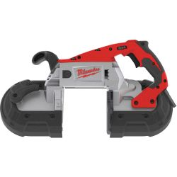 MILWAUKEE 6232-21, BANDSAW-DEEP CUT 11AMP - VARIABLE SPEED, C/W CASE 6232-21