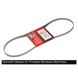 "STARRETT BM1014, PORTABAND BANDSAW BLADE - 44-7/8"" 10/14TPI BM1014 - BM1014"