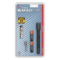 MAGLITE M3A016, FLASHLIGHT-MINI MAG - 1.5 VOLT 'AAA' SIZE M3A016