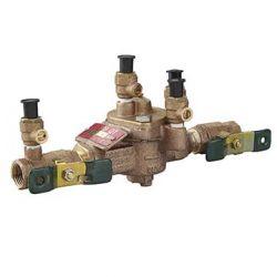 """WATTS WATER TECHNOLOGIES LF009-QT12, WATTS REDUCED PRESSURE - BACKFLOW 1/2"""" RPZA LF009-QT12"""