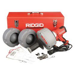 RIDGID 36028, KOLLMAN DRAIN CLEANER K-45.7 - 120V REPLACES #68072 36028