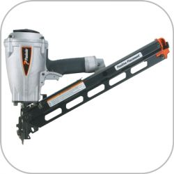 ITW CONSTRUCTION PRODUCTS PASLODE 500855, POSITIVE PLACEMENT NAILER - FOR METAL CONNECTORS 500855