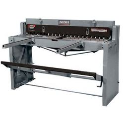 "KING TOOLS KC-F5216, FOOT SHEAR 52"" X 16GA KC-F5216"