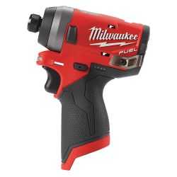 """MILWAUKEE 2553-20, IMPACT DRIVER - M12 FUEL - 1/4"""" HEX TOOL ONLY 2553-20"""