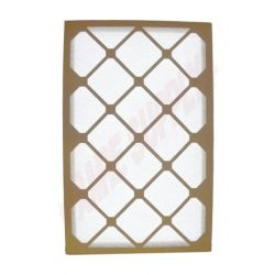 "FURNACE FILTER 16"" X 25"" X 1"" - DISPOSABLE (CASE OF 12)"