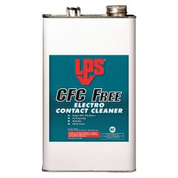 ITW PRO BRANDS LPS C03101, CONTACT CLEANER-ELECTRO - 1 GAL CFC FREE C03101