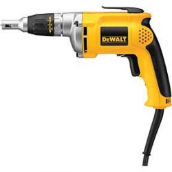 DEWALT DW272W, 4,000 RPM VSR DRYWALL SCRUGUN - WITH 50FT CORD DW272W