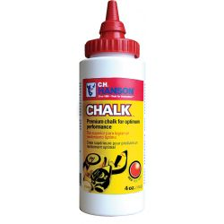 C.H. HANSON 11044, FLO ORANGE 4.OZ CHALK REFILL - 11044