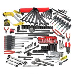 PROTO JTS-0141RRBX1, 141 PC RAILROAD ELECTRICIAN'S - SET WITH TOOL BOX JTS-0141RRBX1