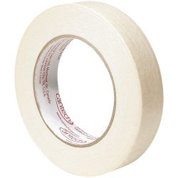 """CANTECH 103-36, TAPE-MASKING ECON INDUSTRIAL - 36 MM X 55 M (1-1/2"""") 103-36"""