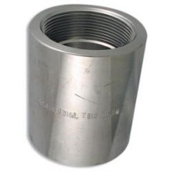 "PINACLE STAINLESS STEEL 304CTHC075, 3/4"" COUPLING THREADED HALF - 304 STAINLESS STEEL 304CTHC075"