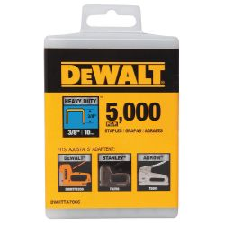 "DEWALT DWHTTA7055, STAPLES-NARROW CROWN 5/16"" - HEAVY DUTY 5000/PK DWHTTA7055"