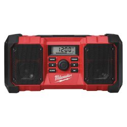 "MILWAUKEE 2890-20, M18 JOBSITE RADIO - 18 V 7.70"" 2890-20"