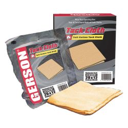 "GERSON 020001G, WIPERS - TACK CLOTH 20""X 12"" - ECONOMY GOLD 12/PK 020001G"