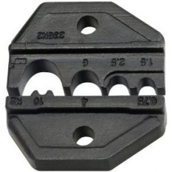 KLEIN TOOLS VDV205044, DIE SET FOR VDV200-010 - NON-INSULATED TERMINALS, 8-18 - VDV205044