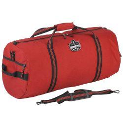 ERGODYNE 13022, NYLON DUFFEL BAG LARGE - GB5020L RED - 13022