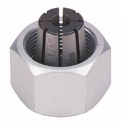 """MILWAUKEE 48-66-1015, SELF-RELEASING COLLET AND LOCK - NUT ASSEMBLY 1/4"""" 48-66-1015"""