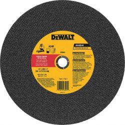 DEWALT DW8001, WHEEL 14 X 7/64 X1 - METAL STATIONARY CUTOFF DW8001