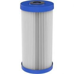 "RIDEAU - ACCU PUMPS 15505343, FILTER-CARTRIDGE PLEATED POLY. - 10"" 50-MICRON PENTAIR R-50-BB 15505343"