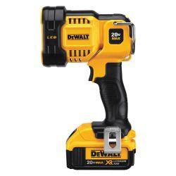 DEWALT DCL043, SPOTLIGHT-JOBSITE LED 20V MAX - TOOL ONLY - DCL043