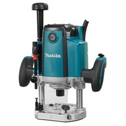 MAKITA RP1801F, 3-1/4 H.P. PLUNGE ROUTER RP1801F