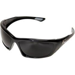 WOLF PEAK INTERNATIONAL EDGE EYEWEAR XR416, SAFETY GLASSES - ROBSON - BLACK/SMOKE XR416