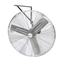 "AIRMASTER FAN 71572, FAN-CEILING/WALL 3 SPD 24"" - 1/4 HP 115V UL/CUL 71572"