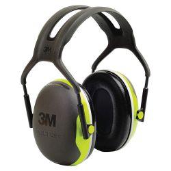 3M PELTOR X4A, EARMUFFS-OVER THE HEAD - PELTOR NRR 27 DB X4A