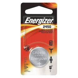 ENERGIZER ECR2450BP, BATTERY-WATCH/ELECTRONIC - 3.0V ECR2450BP
