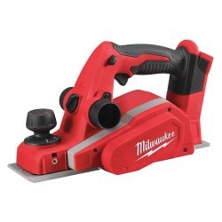 """MILWAUKEE 2623-20, M18 3-1/4"""" PLANER - """" TOOL ONLY """" 2623-20"""