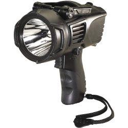 STREAMLIGHT 44911, FLASHLIGHT-WAYPOINT 120V AC - BLACK 44911