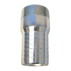 "WFS APPROVED CNSS-.5, COMBINATION NIPPLE-STAINLESS - 1/2"" CNSS-.5"