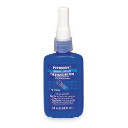 PERMATEX 24250, THREADLOCKER-REMOVABLE 50 ML - #242 BOTTLE 24250
