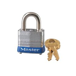 MASTER LOCK 7, PADLOCK-LAMINATED STEEL #7 - 1-1/8 7