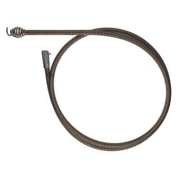 MILWAUKEE 48-53-2576, TRAPSNAKE 6FT TOILET AUGER - REPLACEMENT CABLE 48-53-2576