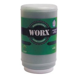 WORX 11-1450, HAND CLEANER-ALL NATURAL 2 KG - CLEAN N GENTLE WORX - 11-1450